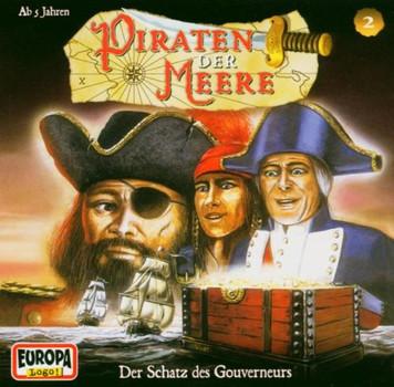Piraten der Meere  2 - Piraten der Meere  2-der Sch