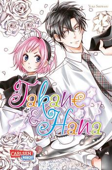 Takane & Hana 4 - Yuki Shiwasu  [Taschenbuch]