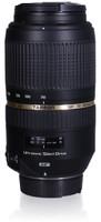 Tamron SP 70-300 mm F4.0-5.6 Di USD VC 62 mm Objetivo (Montura Nikon F) negro