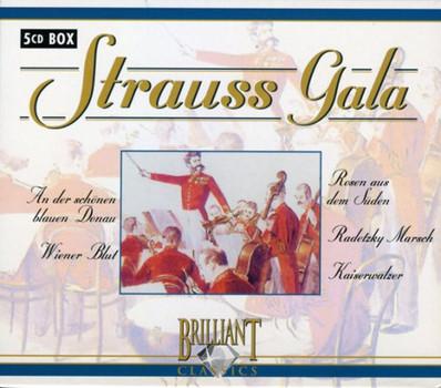 Various - Strauss: Gala 5-CD
