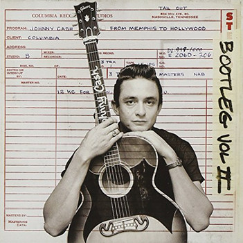 Johnny Cash - Bootleg,Vol.2: from Memphis to Hollywood