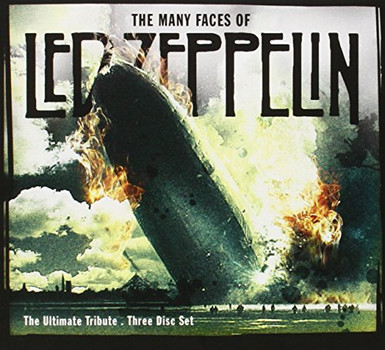 Various - The Many Faces of Led Zeppelin-Ultimate Tribute