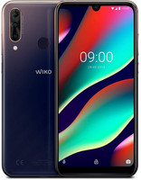 Wiko View 3 Pro Doble SIM 128GB lila