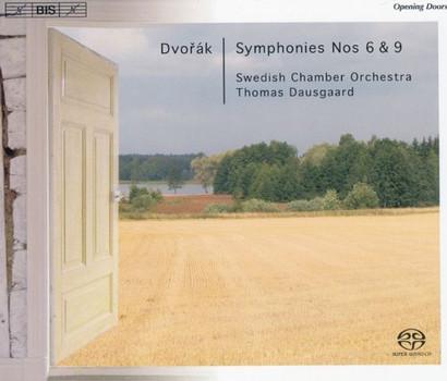 Dausgaard - Sinfonien Nrn.6,9