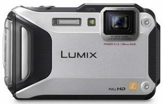 Panasonic Lumix DMC-FT5 plata