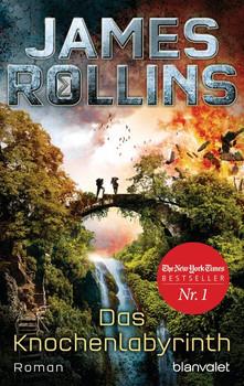 Das Knochenlabyrinth. Roman - James Rollins  [Taschenbuch]