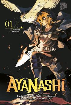Ayanashi 1 - Yukihiro Kajimoto  [Taschenbuch]