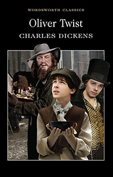 Oliver Twist (Wadsworth Collection) - Charles Dickens
