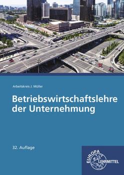 Betriebswirtschaftslehre der Unternehmung. ohne CD - Johannes Krohn  [Taschenbuch]