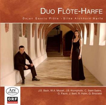 Dejan Gavric - Duo Flöte-Harfe