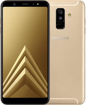Samsung A605FD Galaxy A6 Plus (2018) Dual SIM 32GB oro