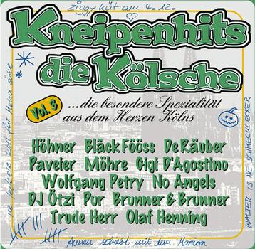Various - Kneipenhits-die Koelsche Vol.3