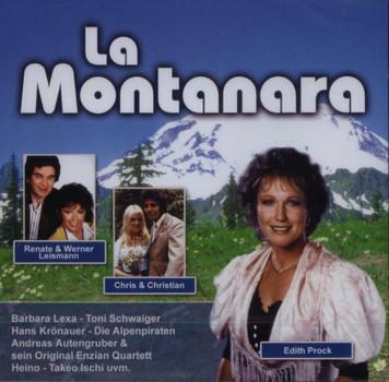 Various - La Montanara