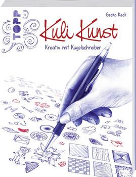 Kuli Kunst. Kreativ mit Kugelschreiber - Gecko Keck  [Gebundene Ausgabe]