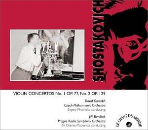 d. Oistrach - Twentieth Anniversary Edition (Violinkonzerte)