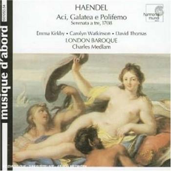 London Baroque - Aci, Galatea E Polifemo