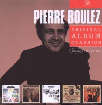 Pierre Boulez - Original Album Classics-Pierre Boulez