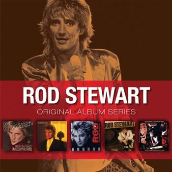 Rod Stewart - Original Album Series