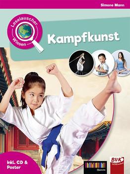 Leselauscher Wissen: Kampfkunst (inkl. CD) - Simone Mann [Gebundene Ausgabe]