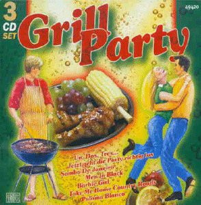 Various - Grill Party - 3 CD Set