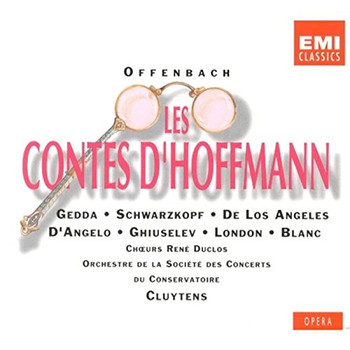 Gedda - Offenbach: Contes d'Hoffmann (franz.)