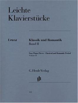 Leichte Klavierstücke, Klassik und Romantik Band II - leicht / mittelschwer - - Hrsg.: Walter Georgii