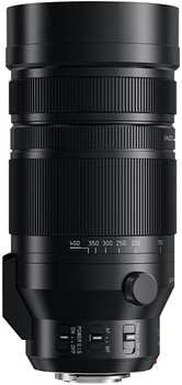Panasonic Leica DG VARIO Elmar 100-400 mm F4.0-6.3 ASPH. POWER O.I.S. 72 mm filter (geschikt voor Micro Four Thirds) zwart