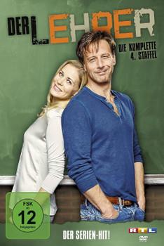 Der Lehrer - Die komplette 4. Staffel [3 Discs]