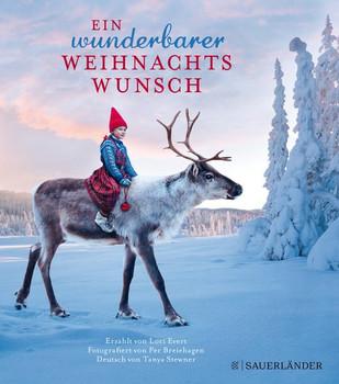 Ein wunderbarer Weihnachtswunsch Mini - Per Breiehagen  [Gebundene Ausgabe]
