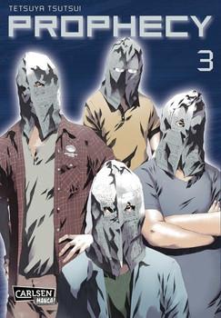 Prophecy, Band 3 - Tsutsui, Tetsuya