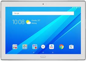 """Lenovo Tab 4 10 Plus 10,1"""" 64 Go eMCP [Wi-Fi + 4G] polar white"""