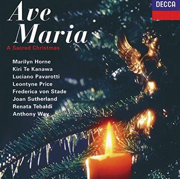 Various - Ave Maria/Sacred Christmas