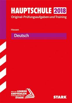 Abschlussprüfung Hauptschule Hessen - Deutsch [Taschenbuch]
