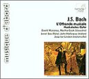 Moroney - Musikalisches Opfer Bwv 1079