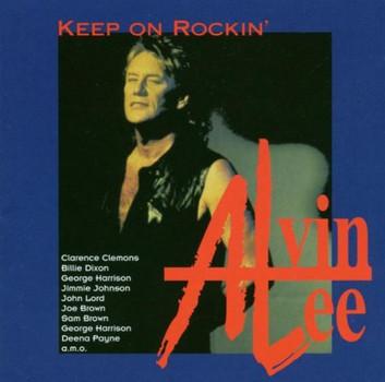 Alvin Lee - Keep on Rockin