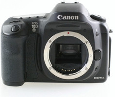 Canon EOS 10D zwart
