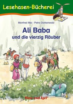 Ali Baba und die vierzig Räuber. Schulausgabe - Manfred Mai  [Taschenbuch]