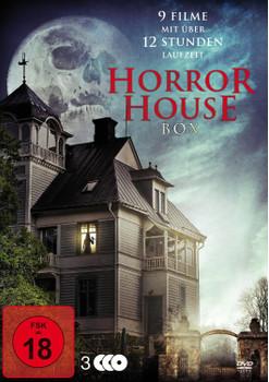 Horror House Box [3 Discs]