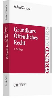 Grundkurs Öffentliches Recht. Staats- und Verwaltungsrecht - Helge Sodan  [Taschenbuch]