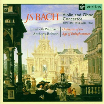 Wallfisch - Konzert für Violine, Viola und Oboe