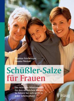 Schüßler-Salze für Frauen - Thomas Feichtinger