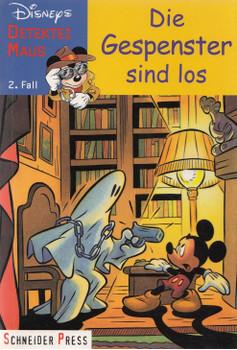 Detektei Maus: 2. Fall - Die Gespenster sind los - Shaim Cassim [Taschenbuch]