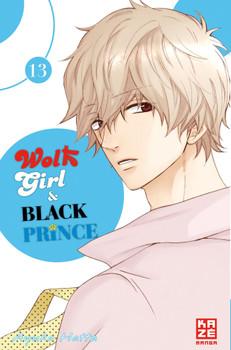 Wolf Girl & Black Prince: Band 13 - Ayuko Hatta [Taschenbuch]