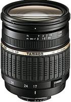 Tamron SP AF 17-50 mm F2.8 ASL Di IF LD XR II 67 mm filter (geschikt voor Sony A-mount) zwart