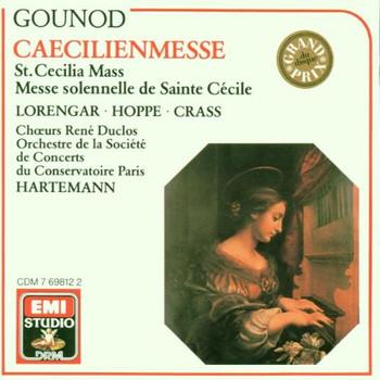 Lorengar - Charles Gounod: Messe Solennelle (Messe de Sainte Cécile / Cäcilienmesse)