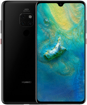 Huawei Mate 20 Dual SIM 128GB negro