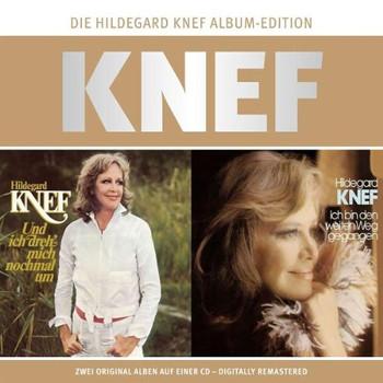 Hildegard Knef - Und ich dreh' mich nochmal um / Ich bin den weiten Weg gegangen (Hildegard Knef Album-Edition)