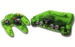 Nintendo 64 Jungle groen
