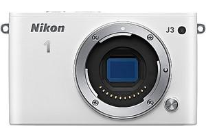 Nikon 1 J3 Caméra System blanc
