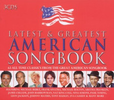 Various - Latest & Greatest American Songbook [3 CDs]